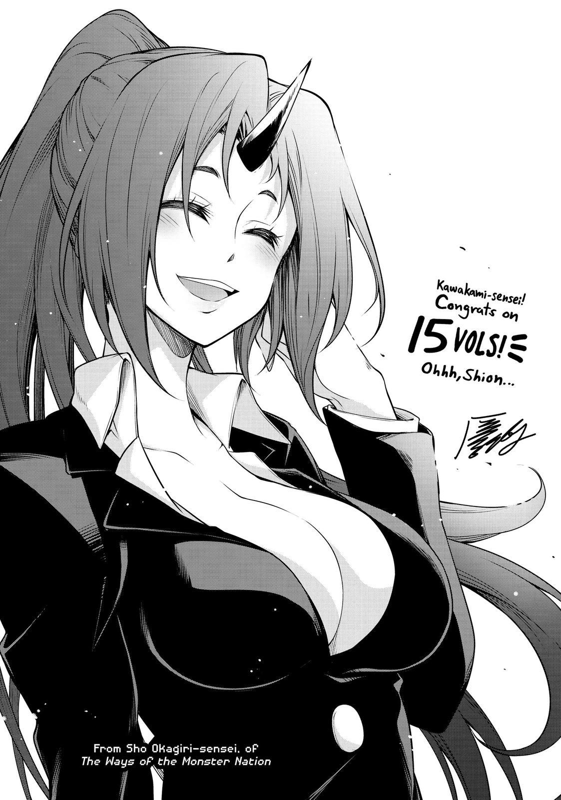 Tensei shitara Slime Datta Ken, Chapter 70.6 image 024