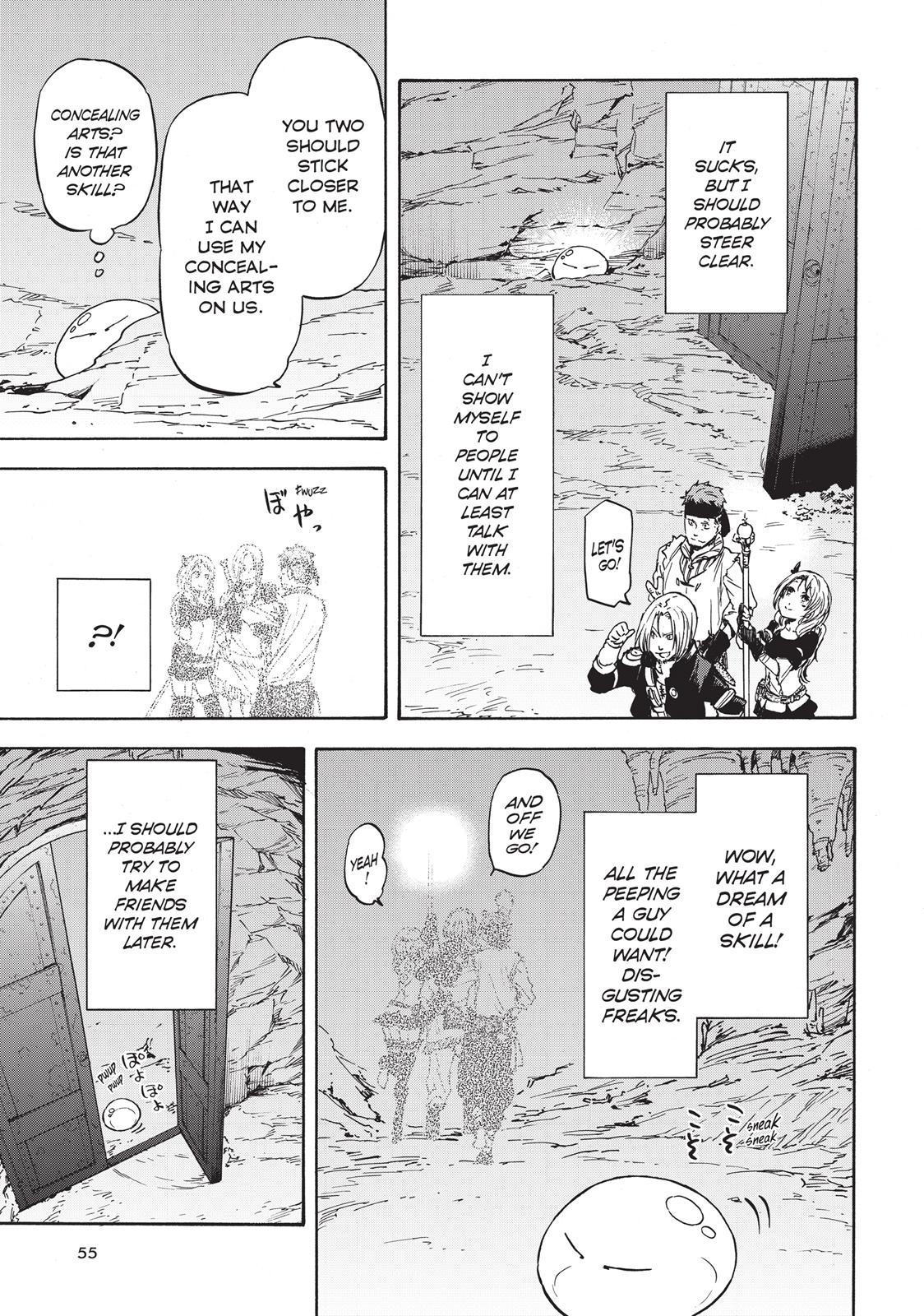 Tensei shitara Slime Datta Ken, Chapter 2 image 003