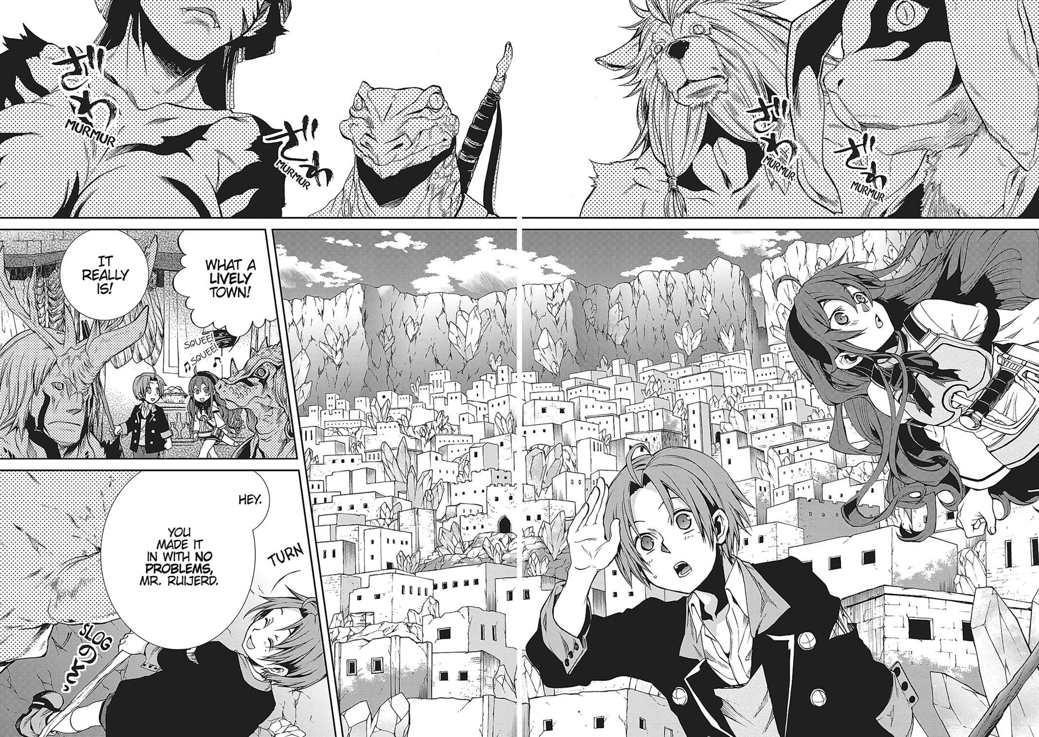 Mushoku Tensei, Chapter 20 image 008