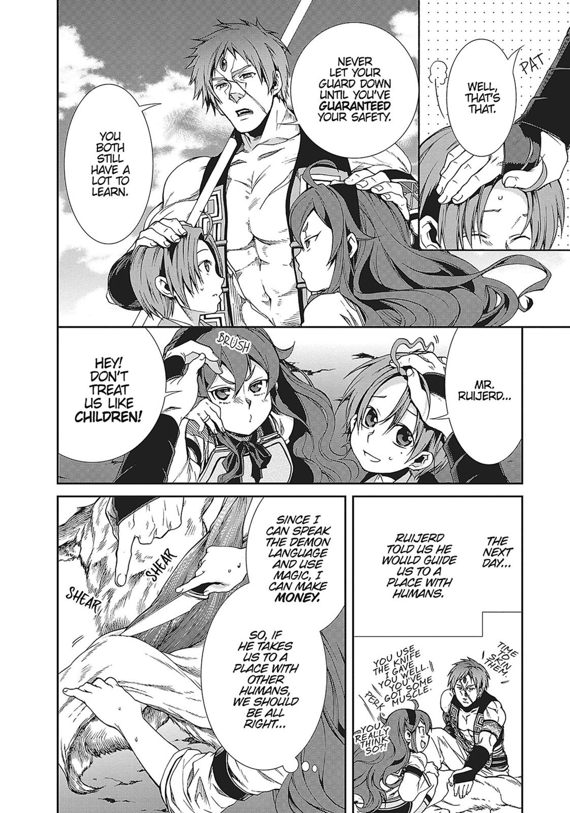 Mushoku Tensei, Chapter 19 image 004