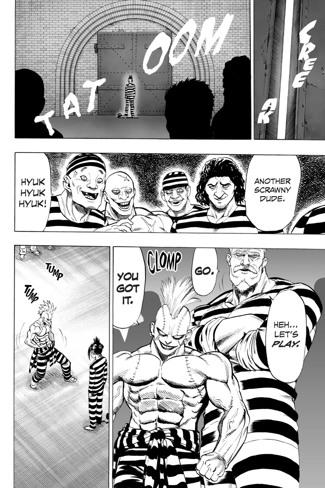 One-Punch Man, Chapter 24.5 image 006