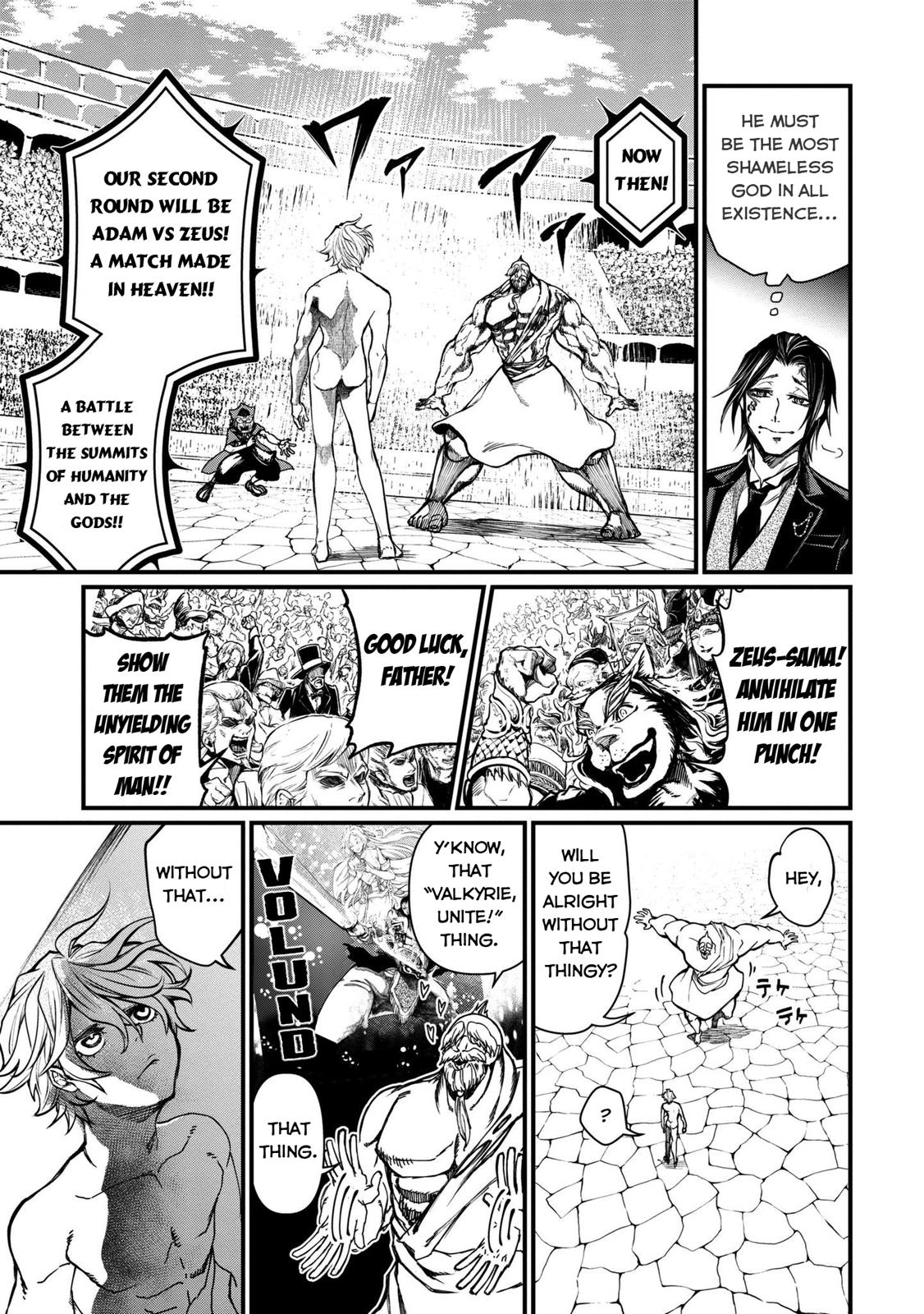 Shuumatsu no Valkyrie, Chapter 8 image 029