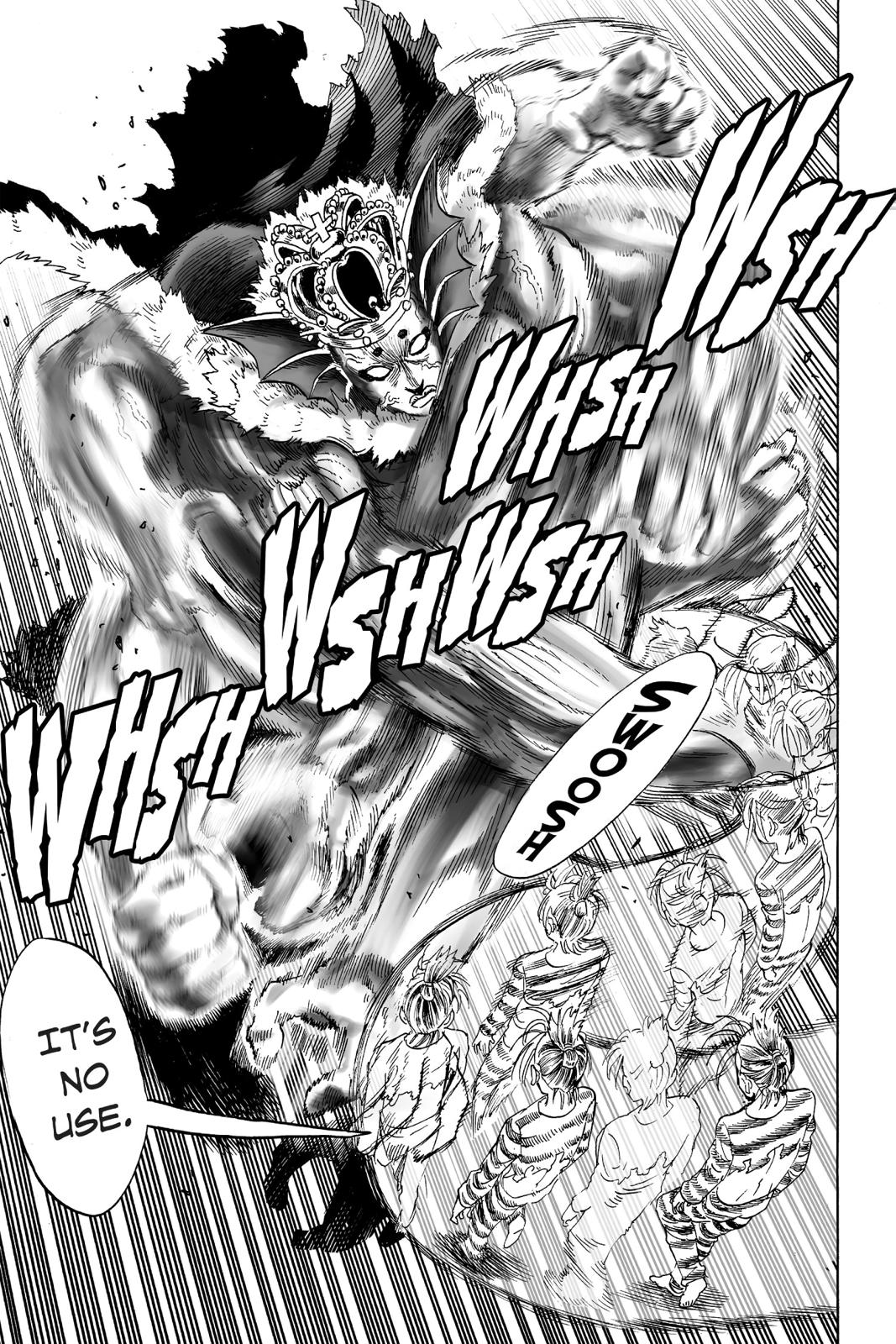 One-Punch Man, Chapter 25 image 039