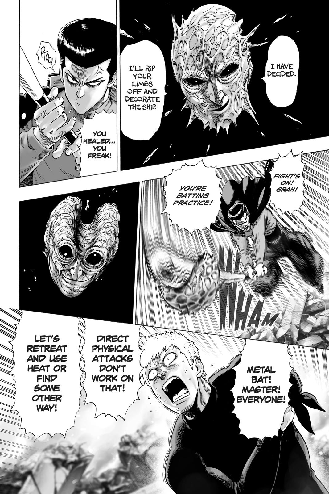 One-Punch Man, Chapter 33 image 004