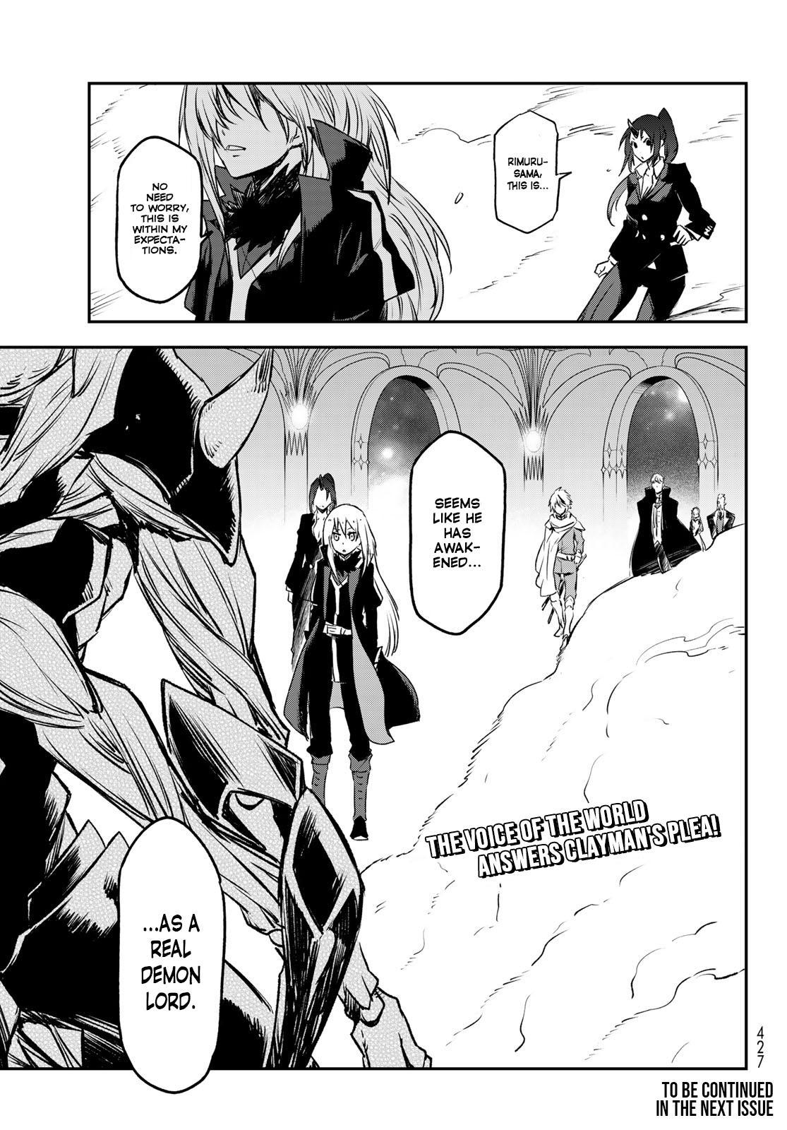 Tensei shitara Slime Datta Ken, Chapter 84 image 041
