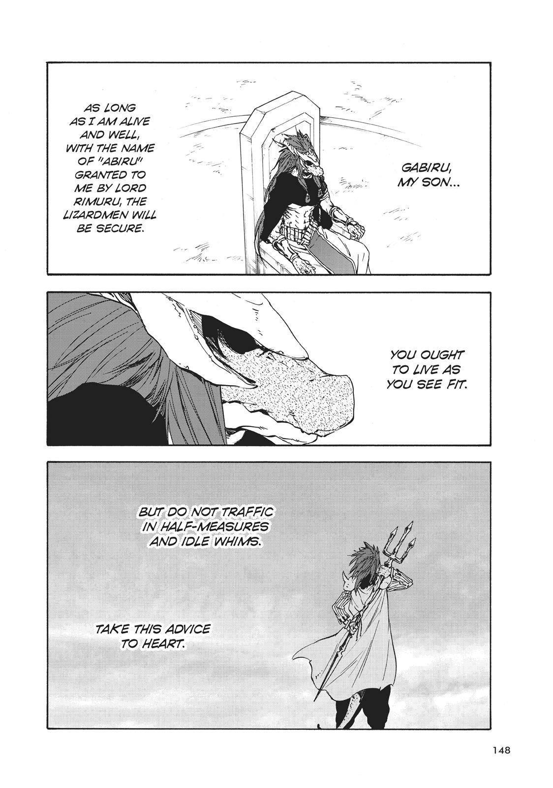 Tensei shitara Slime Datta Ken, Chapter 27 image 020