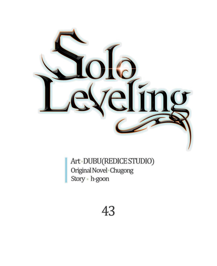 Solo Leveling, Chapter 43 image 003