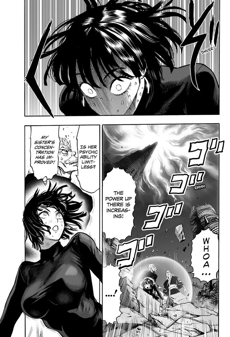 One-Punch Man, Chapter 132 image 014