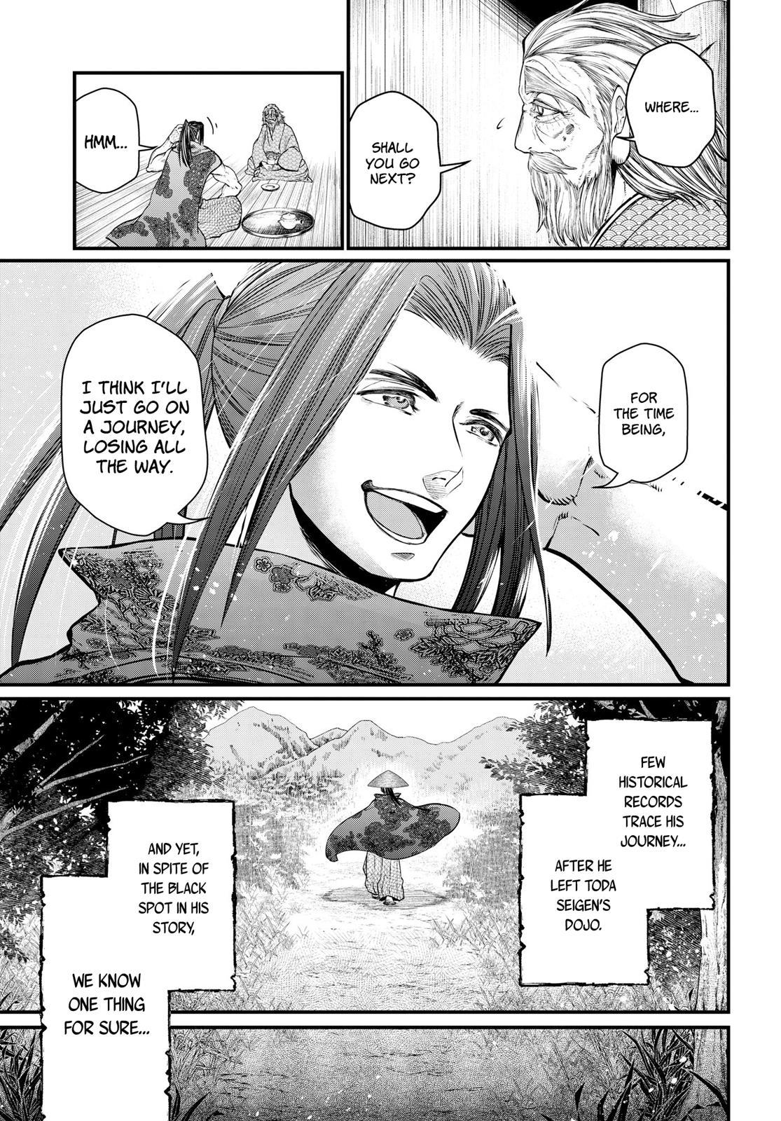 Shuumatsu no Valkyrie, Chapter 16 image 034