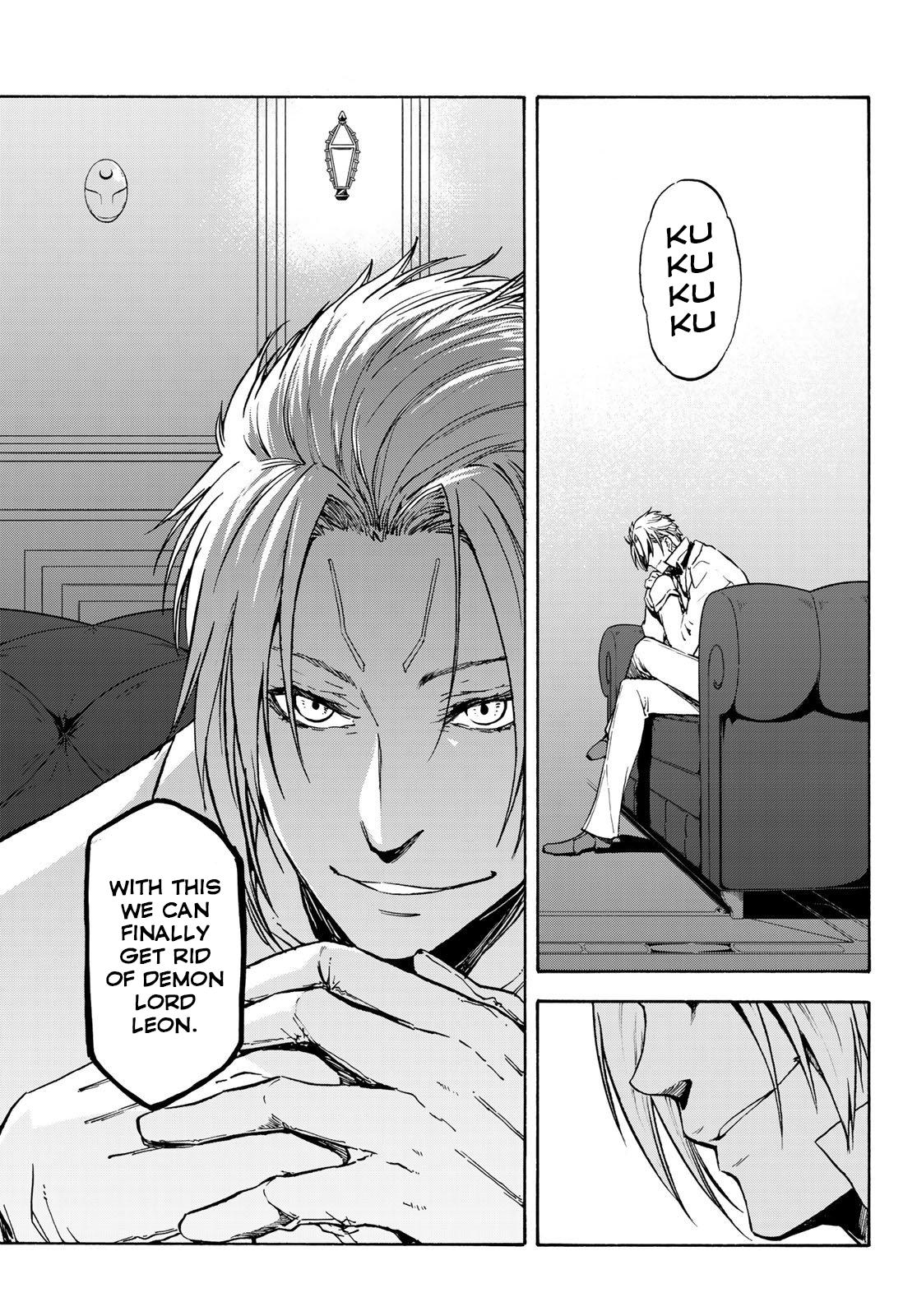 Tensei shitara Slime Datta Ken, Chapter 72 image 031