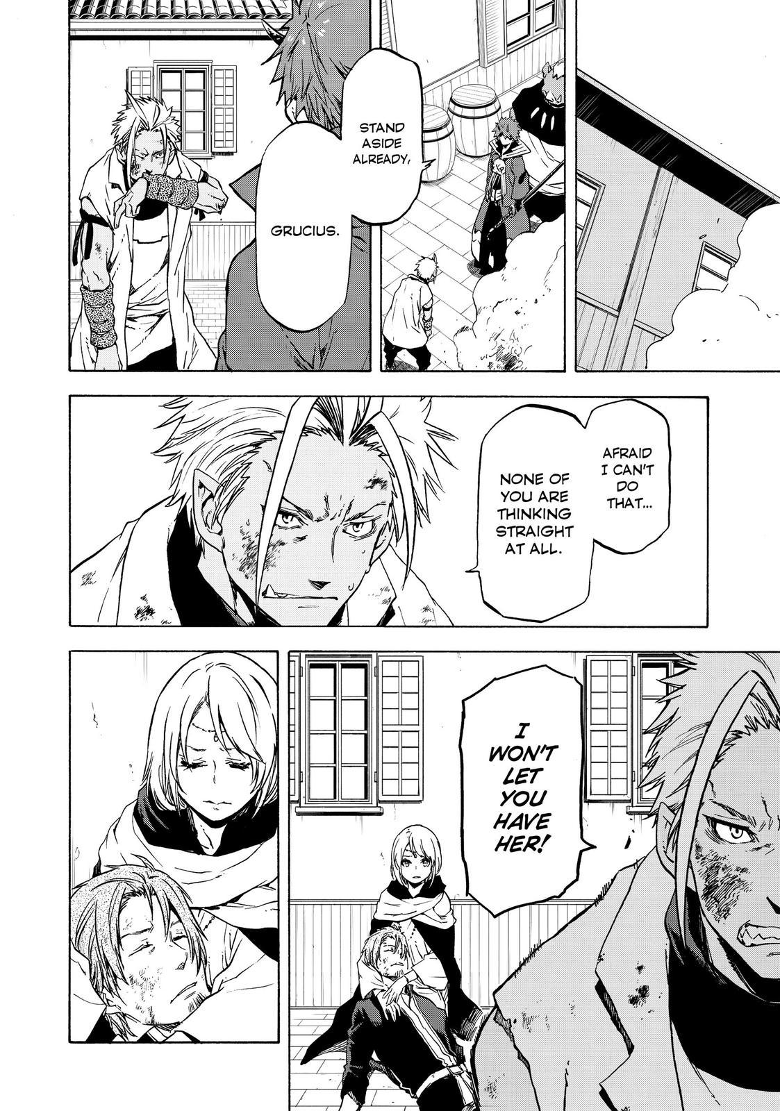 Tensei shitara Slime Datta Ken, Chapter 59 image 012