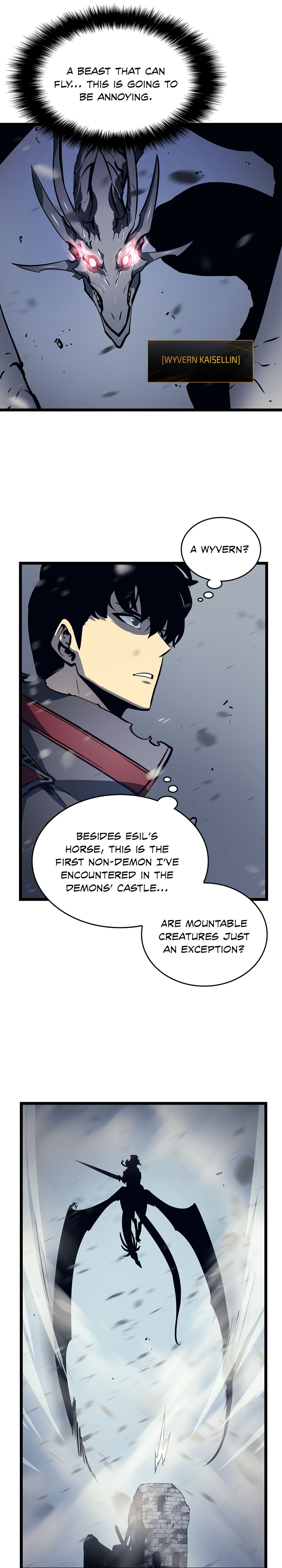 Solo Leveling, Chapter 86 image 003