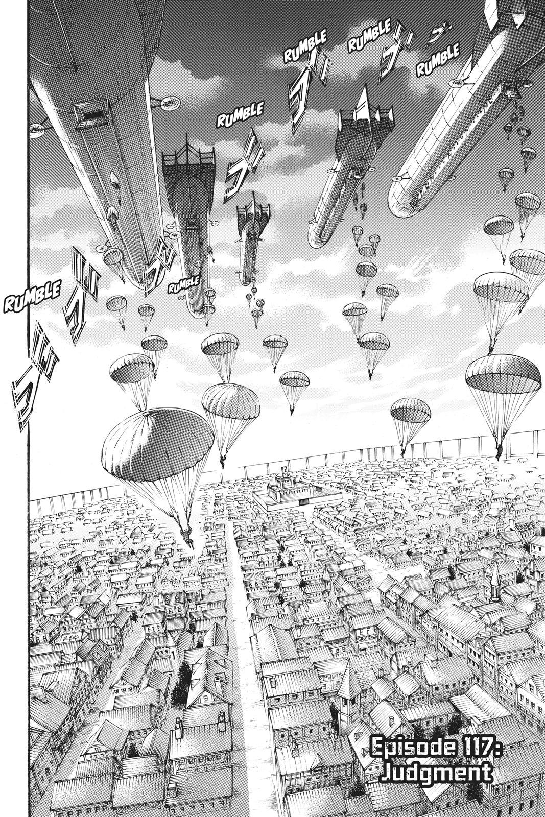 Attack On Titan, Episode 117 image 002