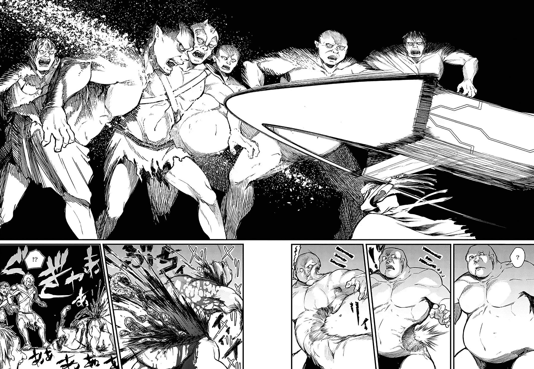 Shuumatsu no Valkyrie, Chapter 2.5 image 015