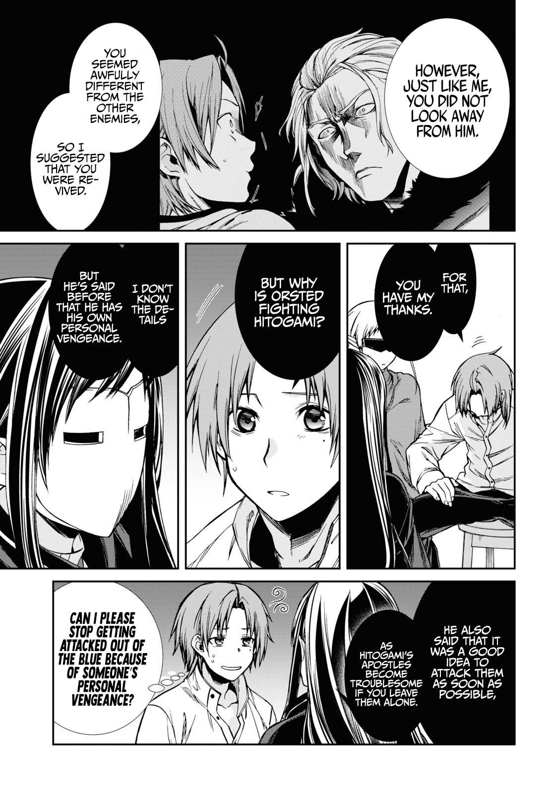 Mushoku Tensei, Chapter 69 image 014
