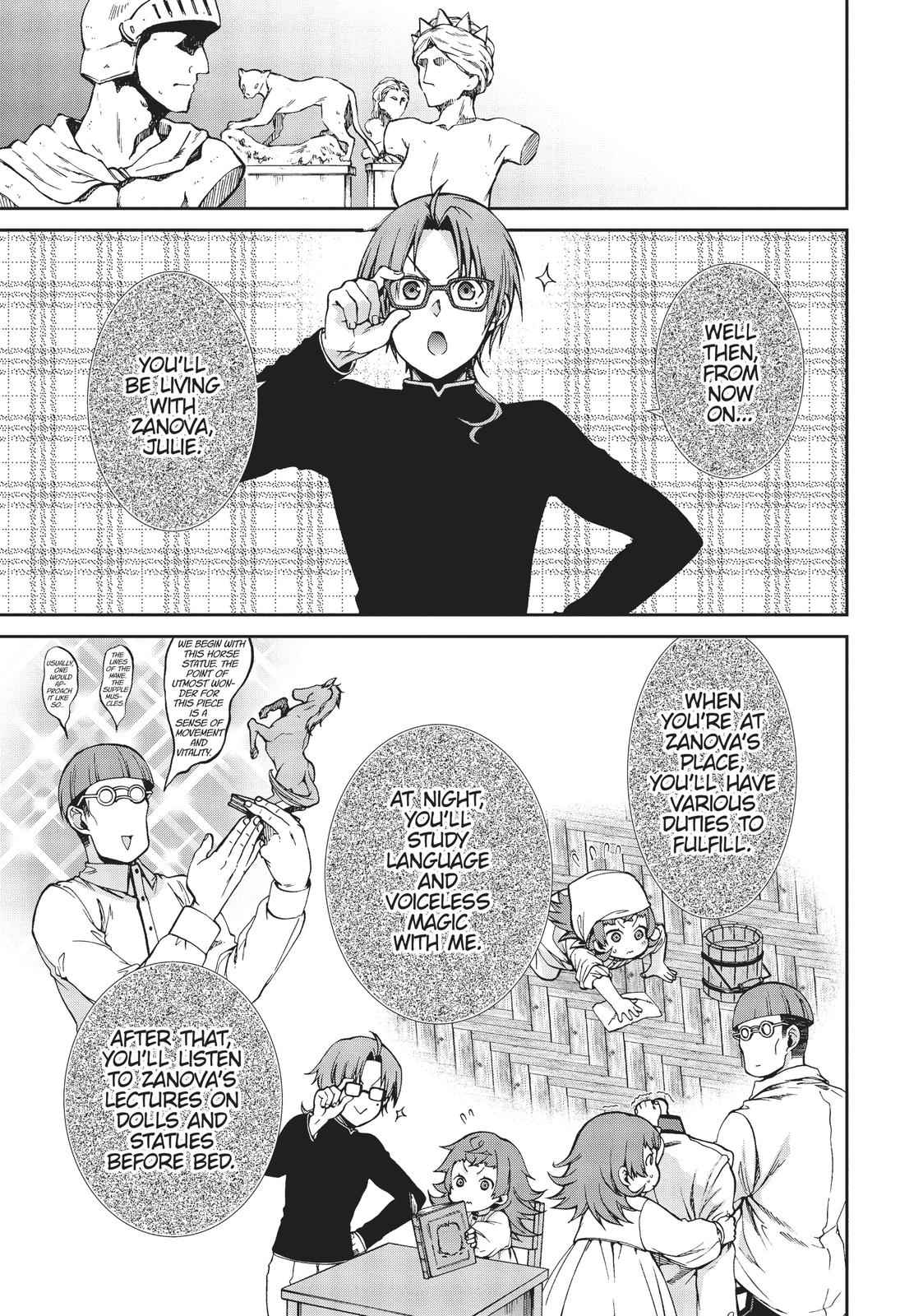 Mushoku Tensei, Chapter 59 image 009