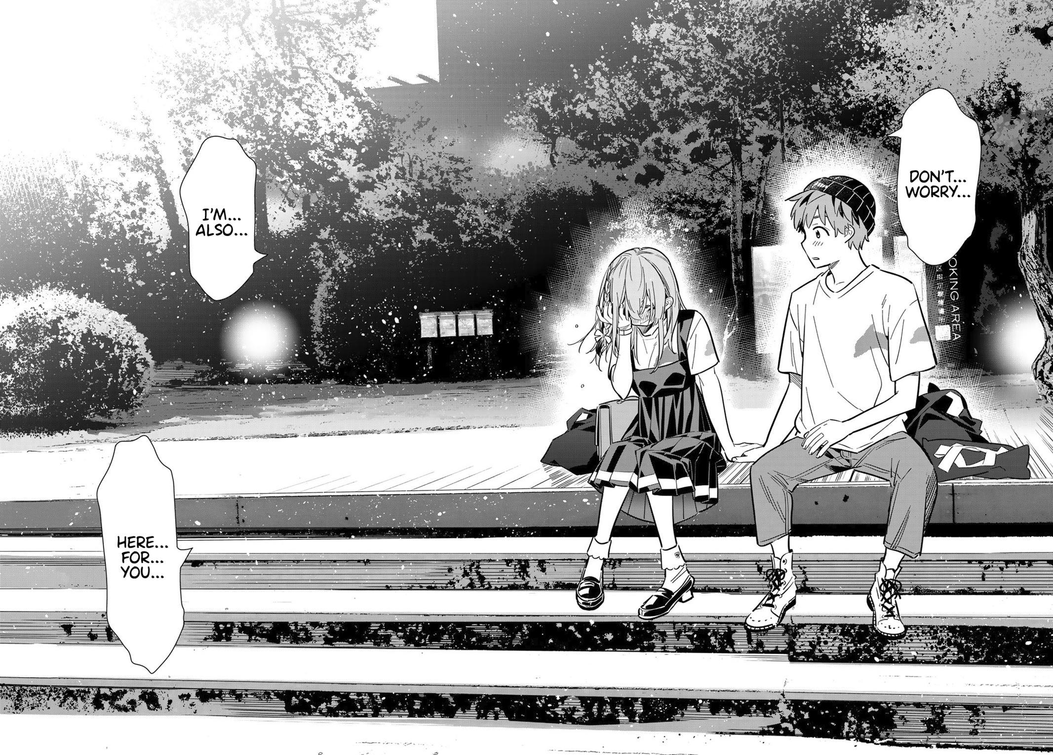 Kanojo Okarishimasu, Chapter 98 image 017