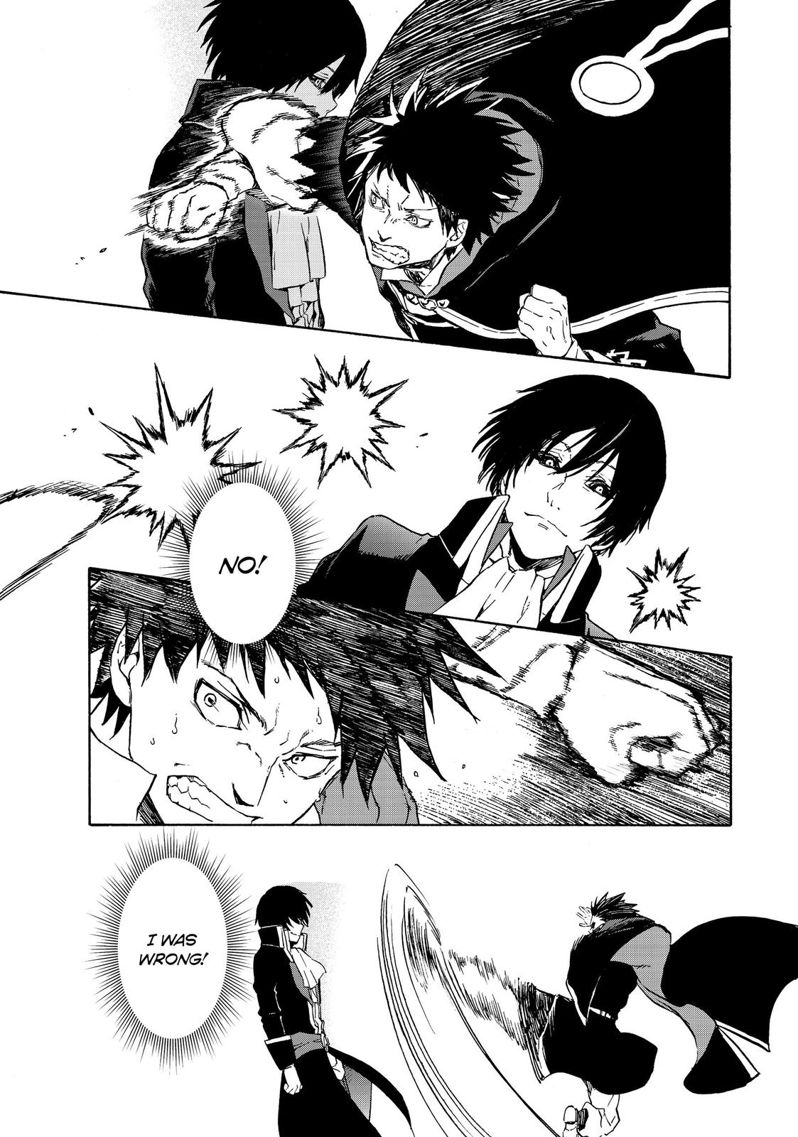 Tensei shitara Slime Datta Ken, Chapter 67 image 034