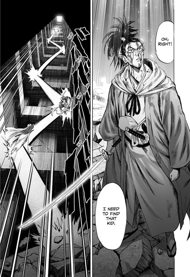 One-Punch Man, Chapter 110 image 008