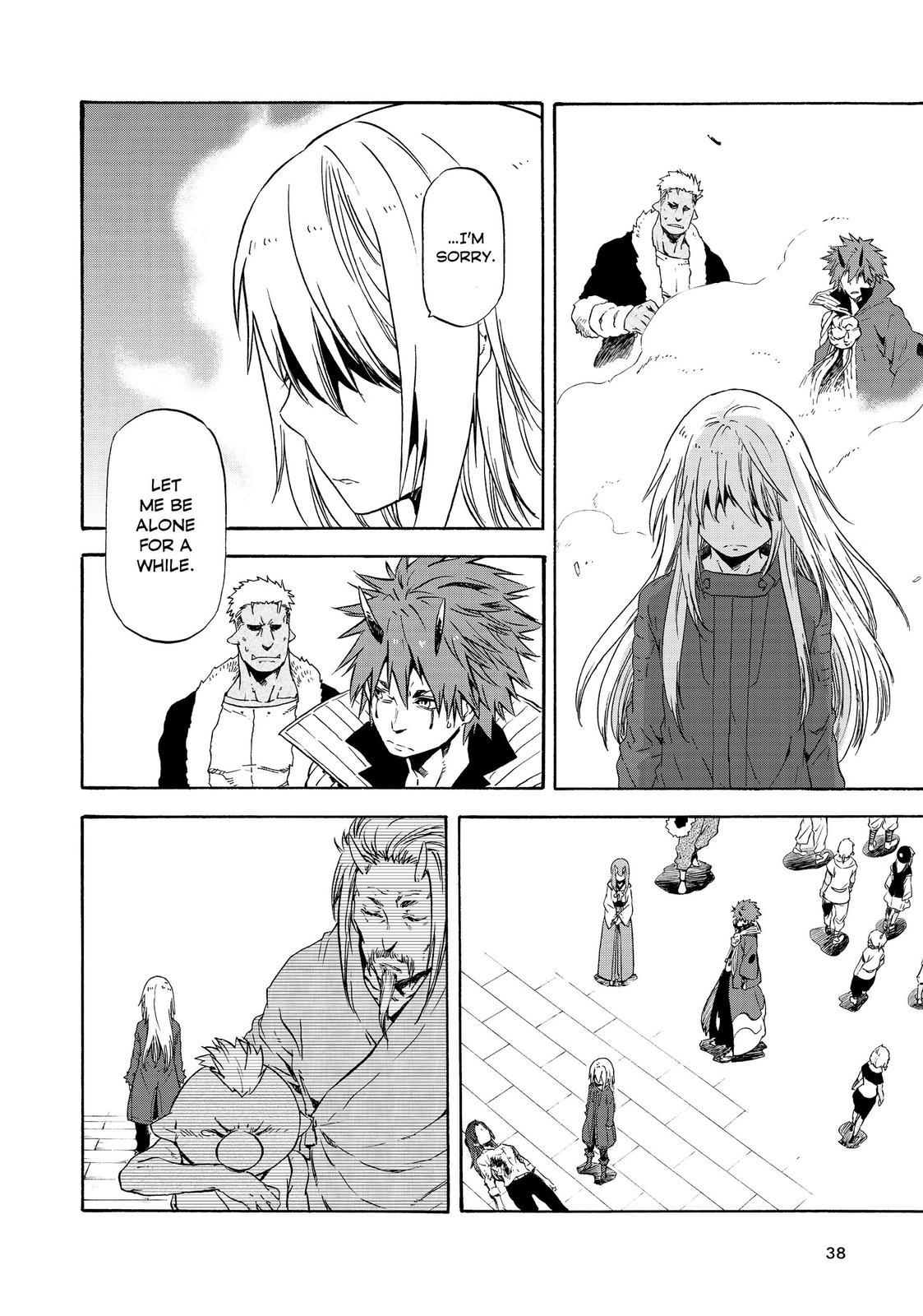 Tensei shitara Slime Datta Ken, Chapter 59 image 038