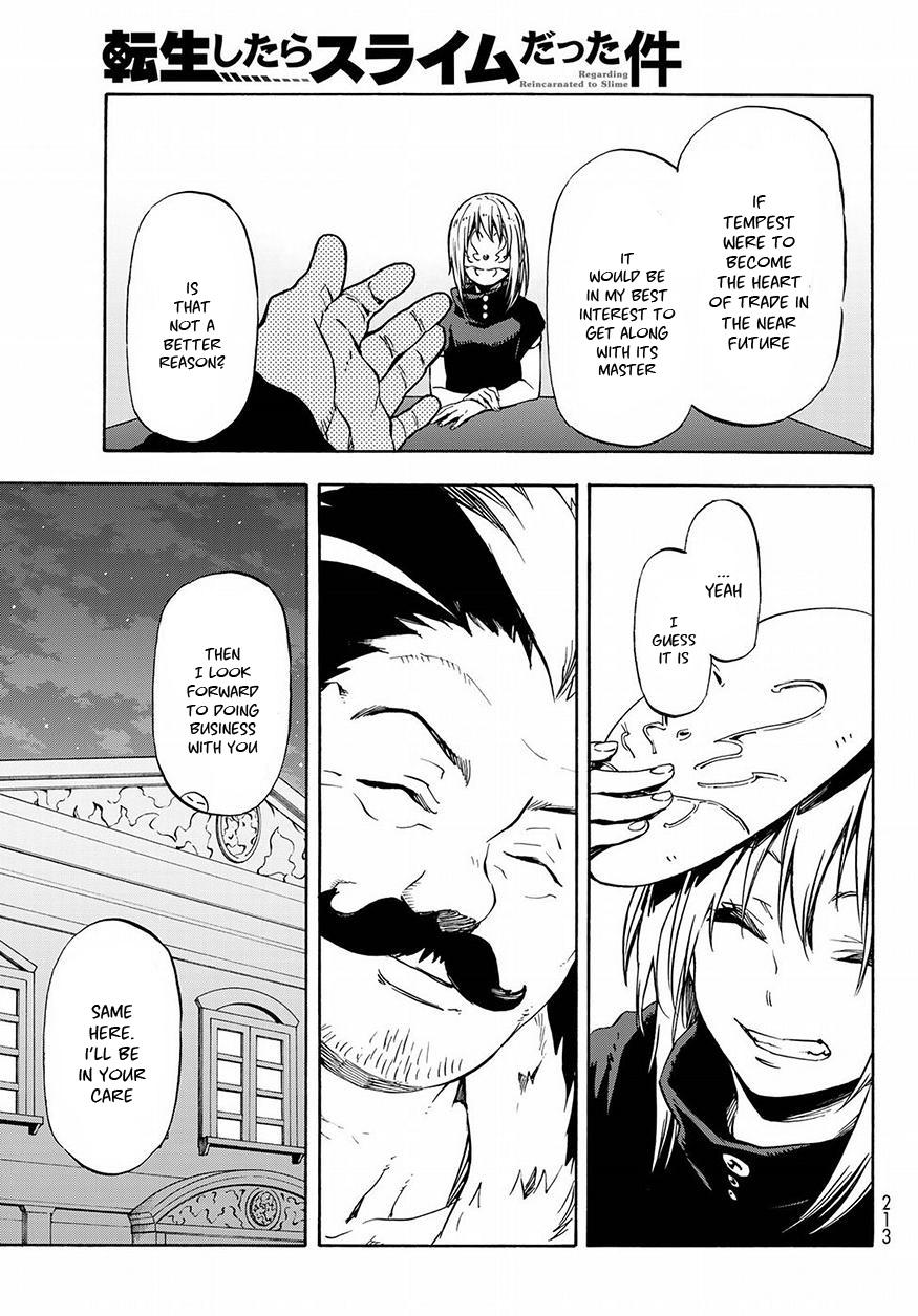 Tensei shitara Slime Datta Ken, Chapter 50 image 008