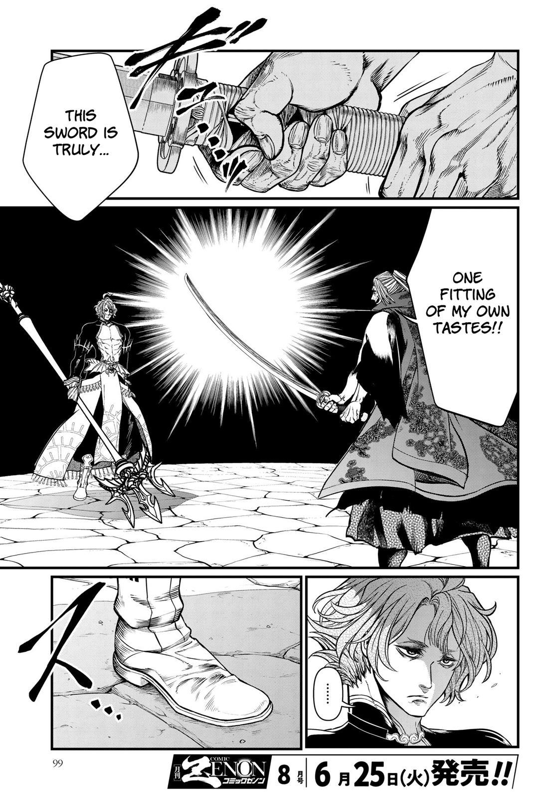 Shuumatsu no Valkyrie, Chapter 17 image 024