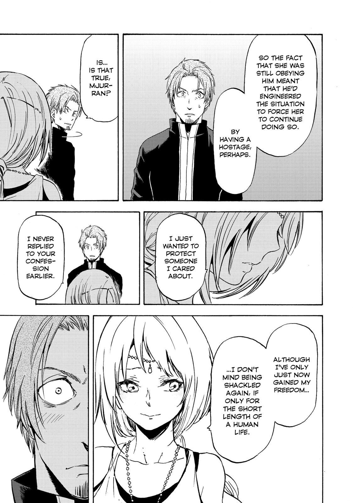 Tensei shitara Slime Datta Ken, Chapter 61 image 029
