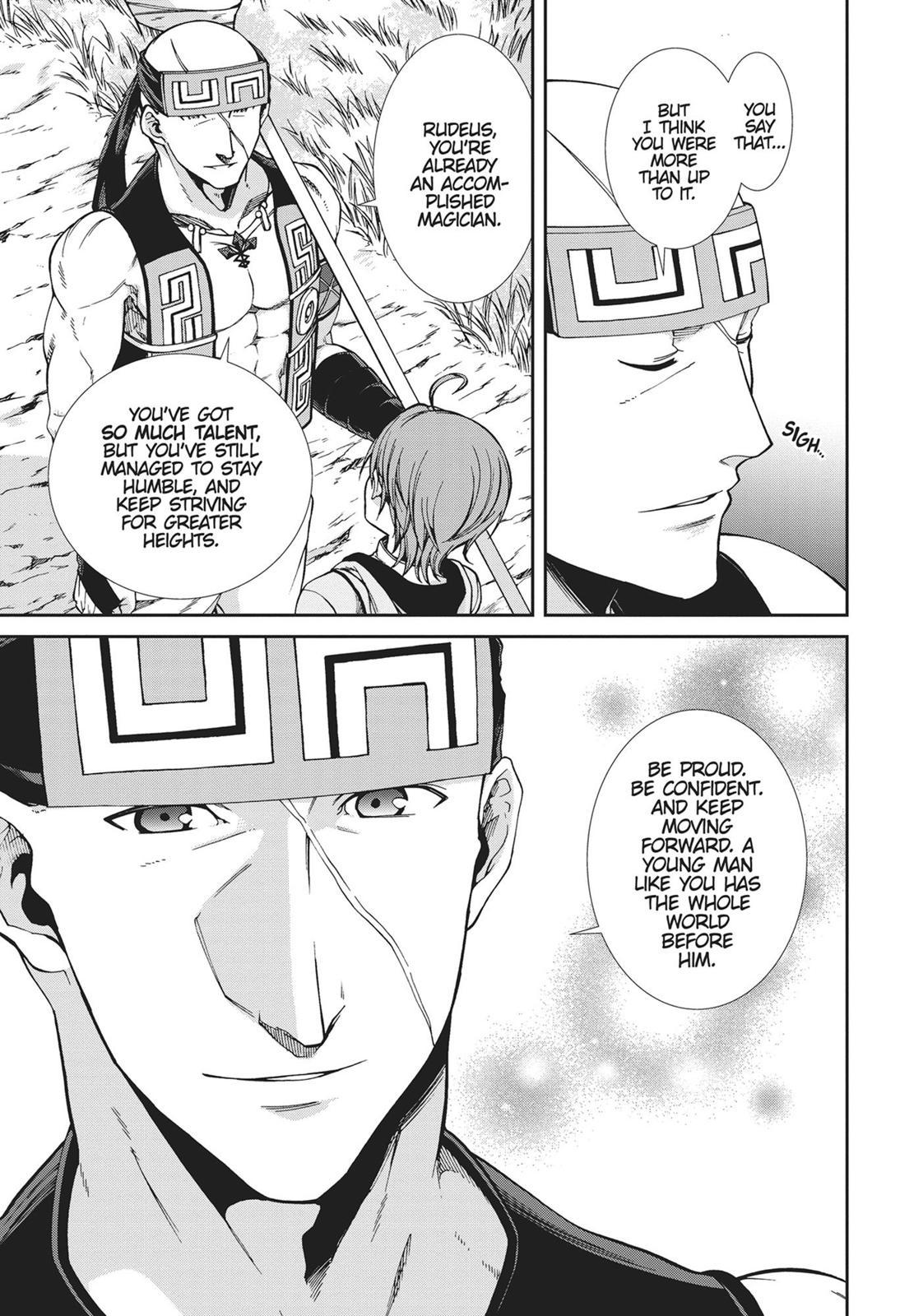 Mushoku Tensei, Chapter 49 image 021
