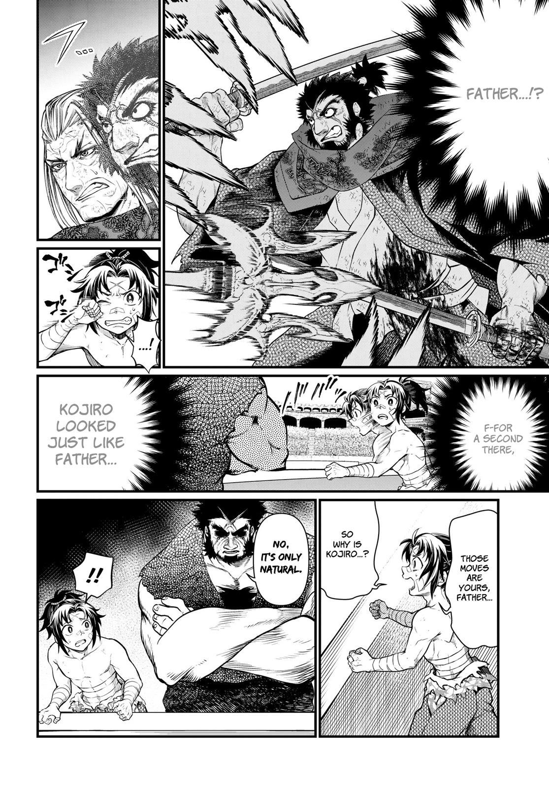 Shuumatsu no Valkyrie, Chapter 19.1 image 011