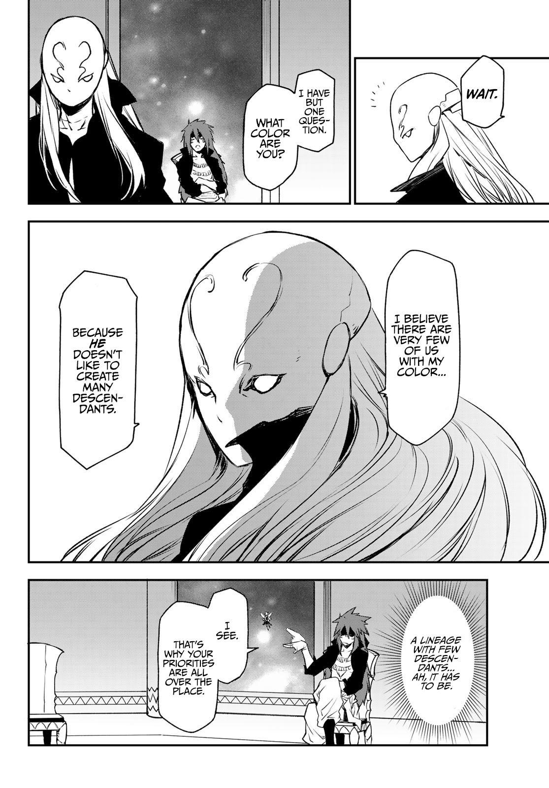 Tensei shitara Slime Datta Ken, Chapter 82 image 038