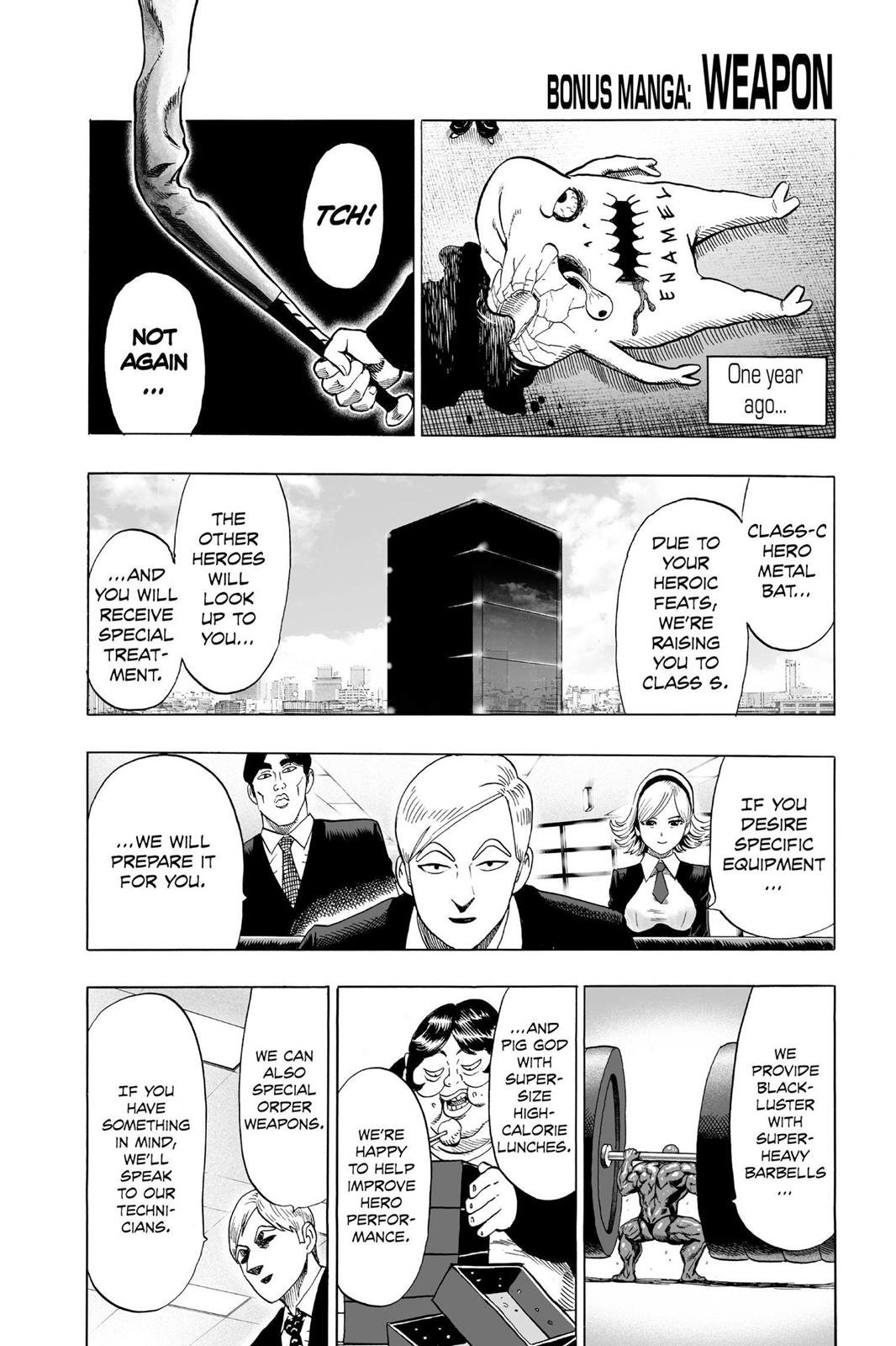 One-Punch Man, Chapter 61.5 image 031