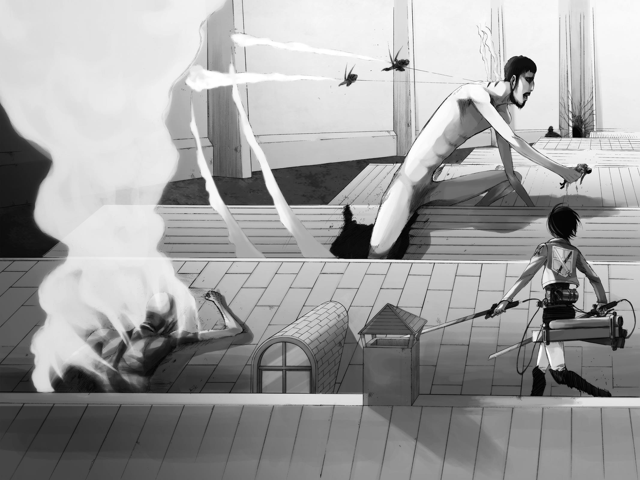 Attack On Titan, Episode 14 image 006