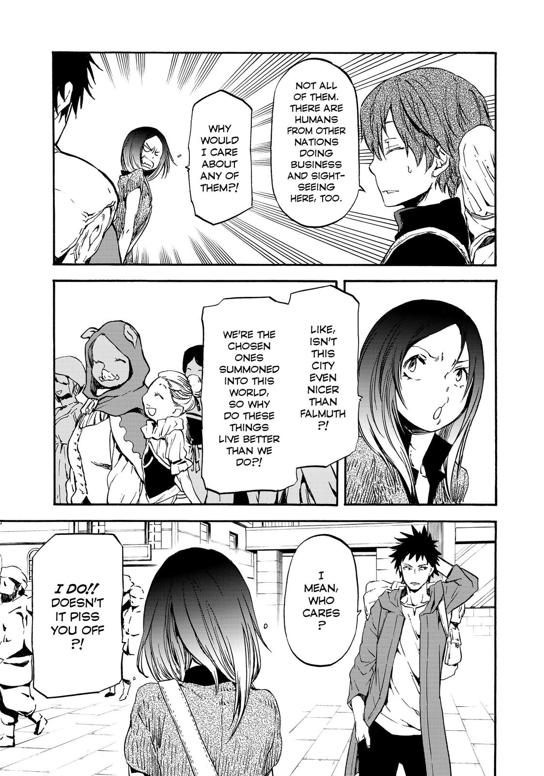 Tensei shitara Slime Datta Ken, Chapter 57 image 009