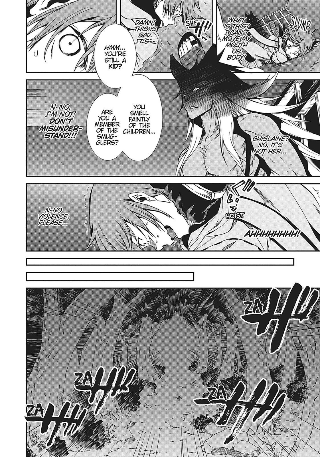 Mushoku Tensei, Chapter 31 image 008