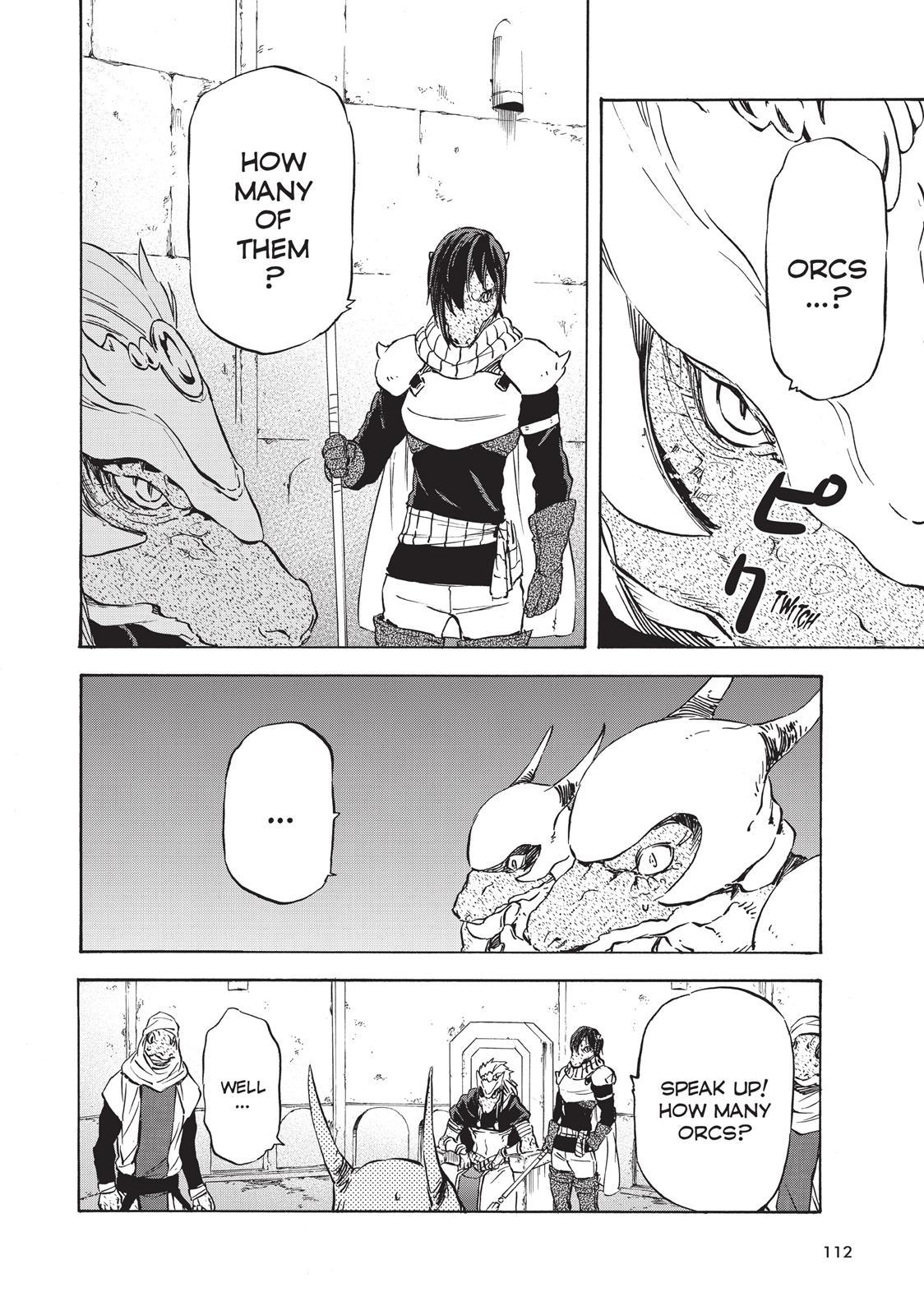 Tensei shitara Slime Datta Ken, Chapter 15 image 016