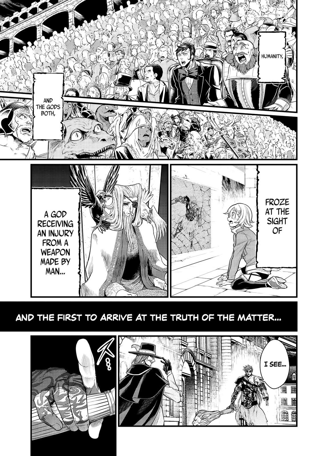 Shuumatsu no Valkyrie, Chapter 26 image 008