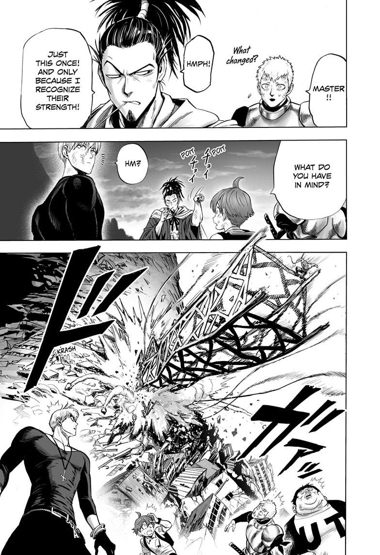 One-Punch Man, Chapter 134 image 030