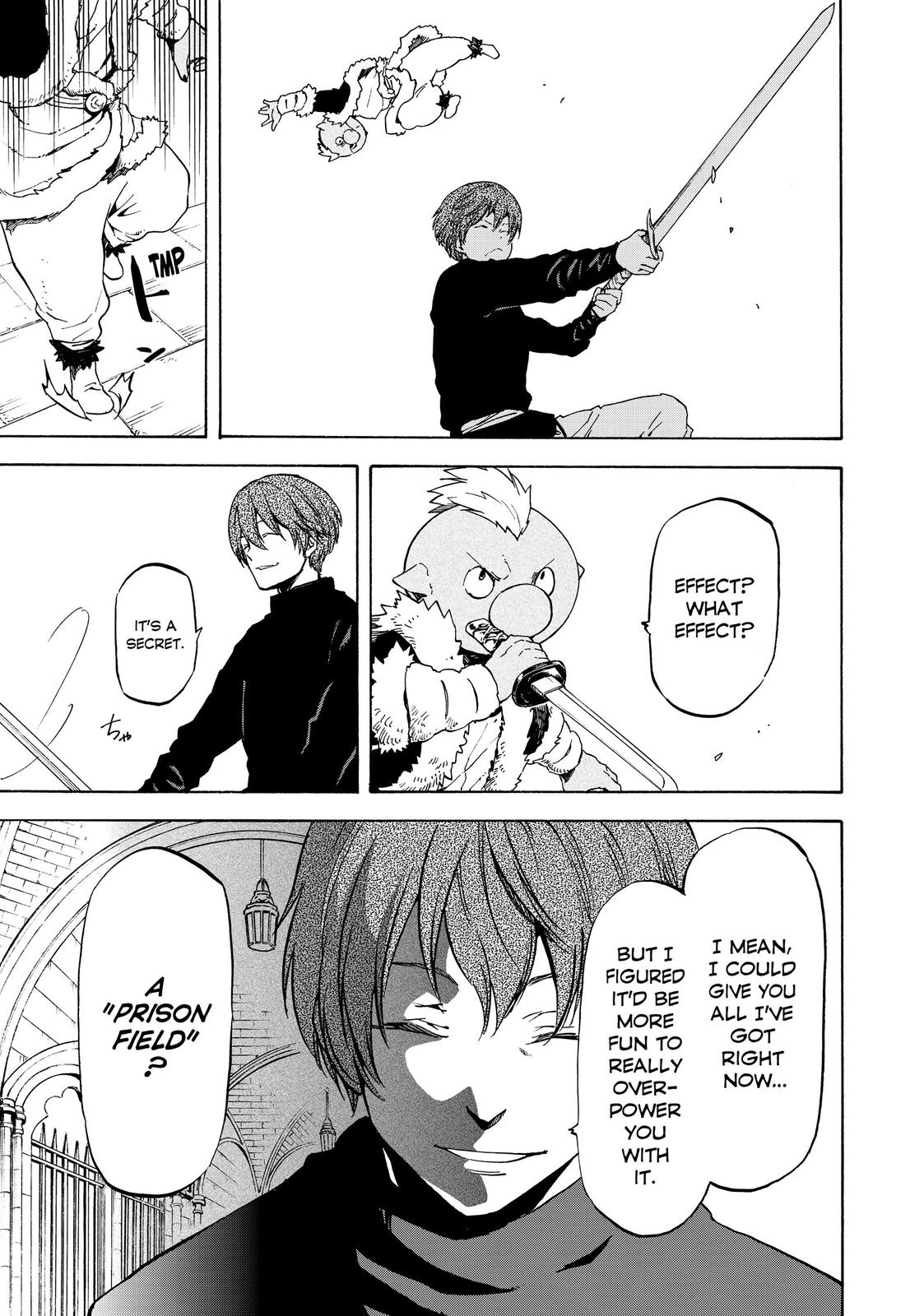 Tensei shitara Slime Datta Ken, Chapter 58 image 027