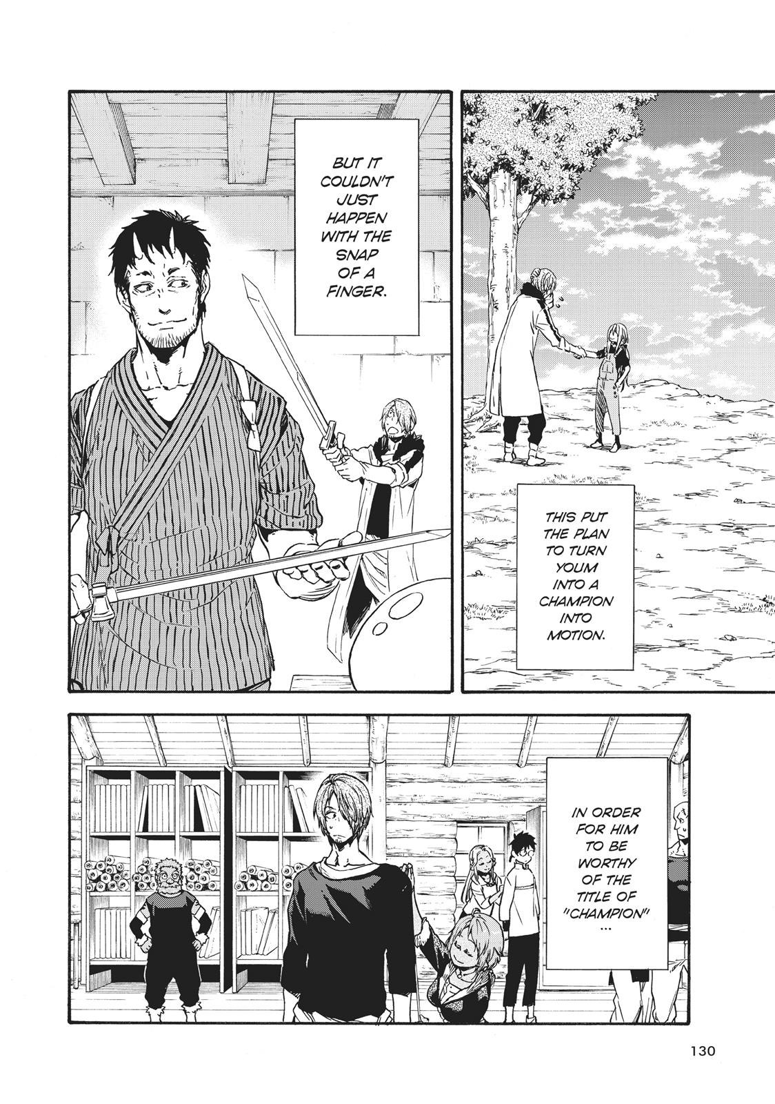 Tensei shitara Slime Datta Ken, Chapter 35 image 022