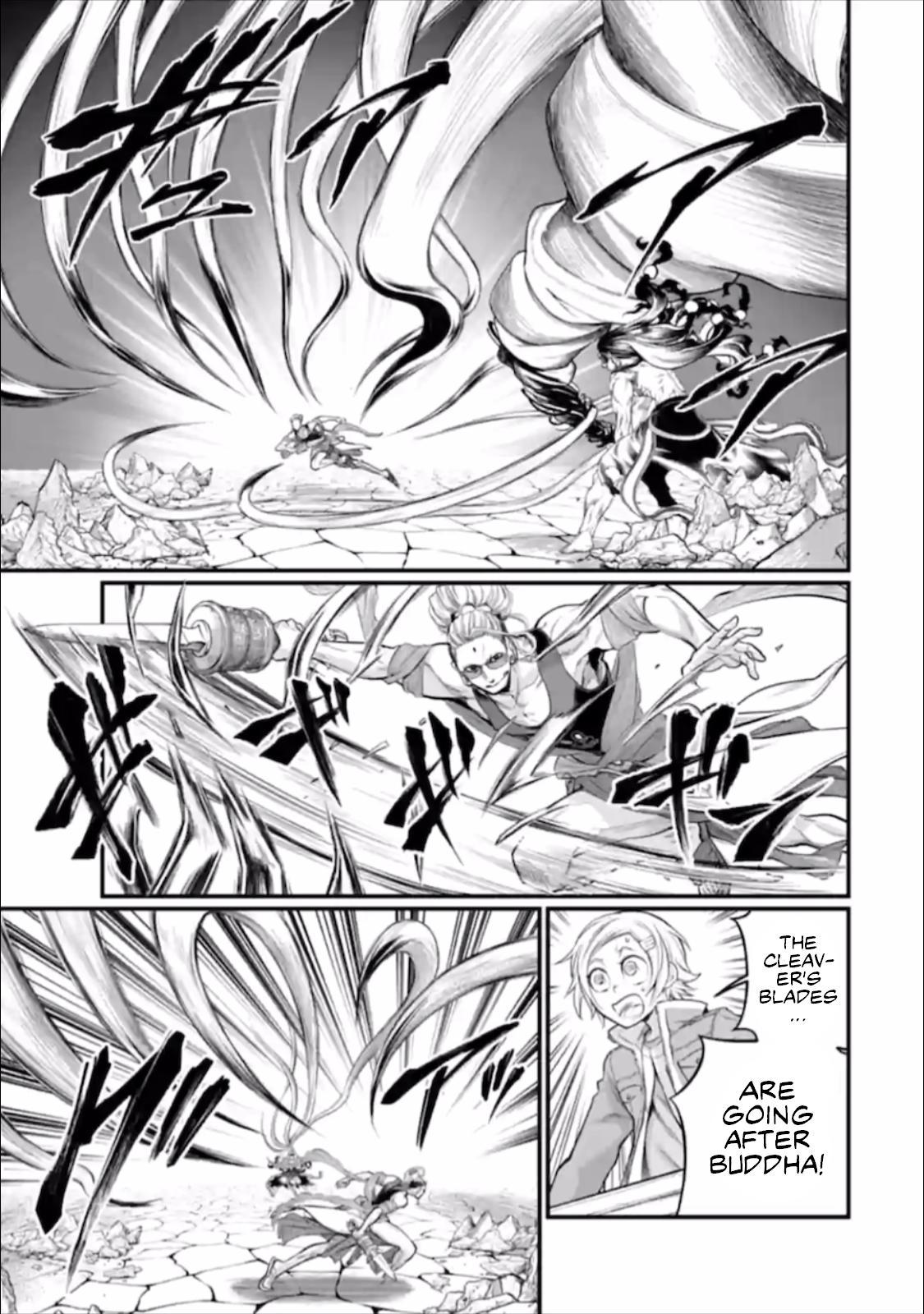 Shuumatsu no Valkyrie, Chapter 48 image 0048-018