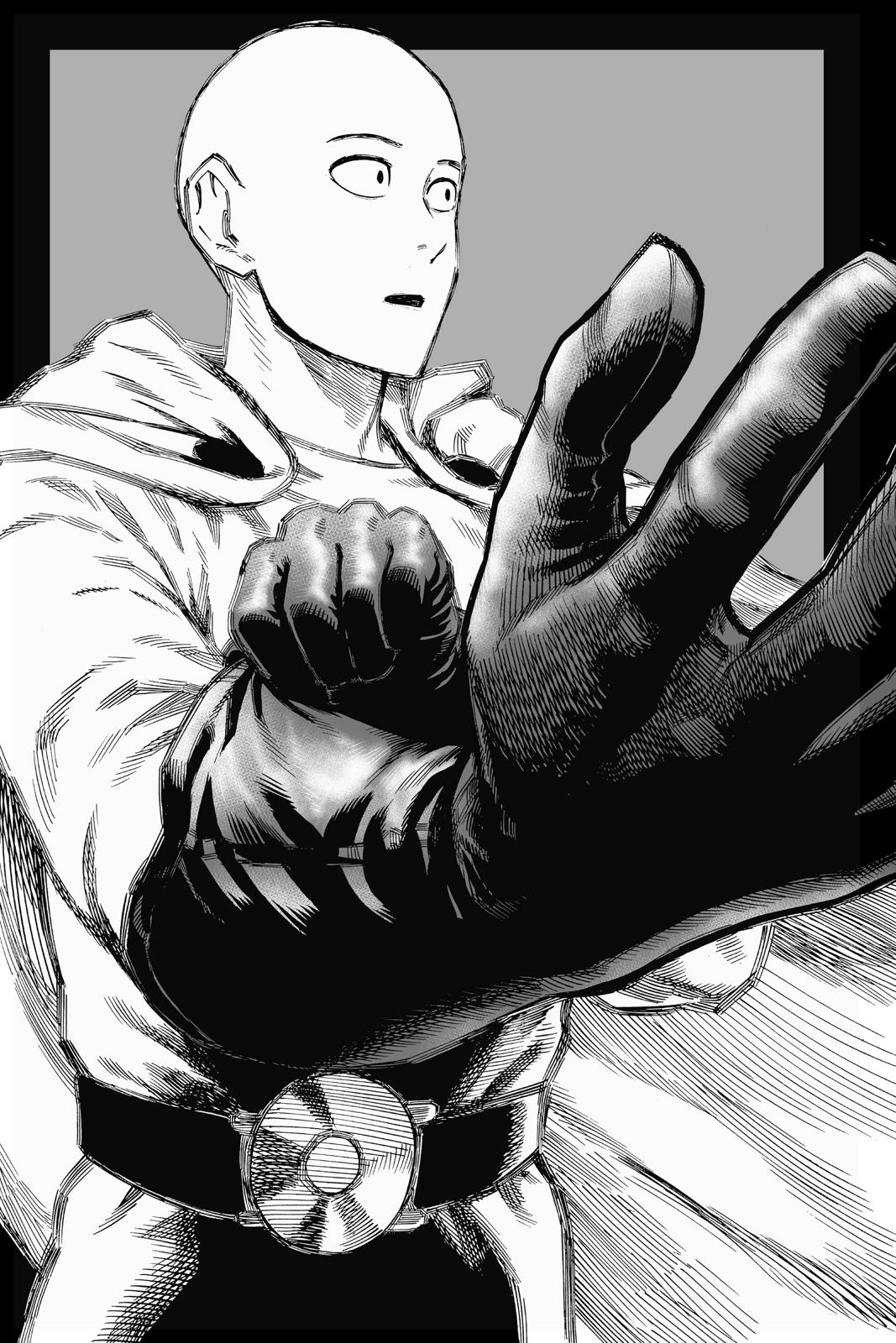One-Punch Man, Chapter 15.5 image 016