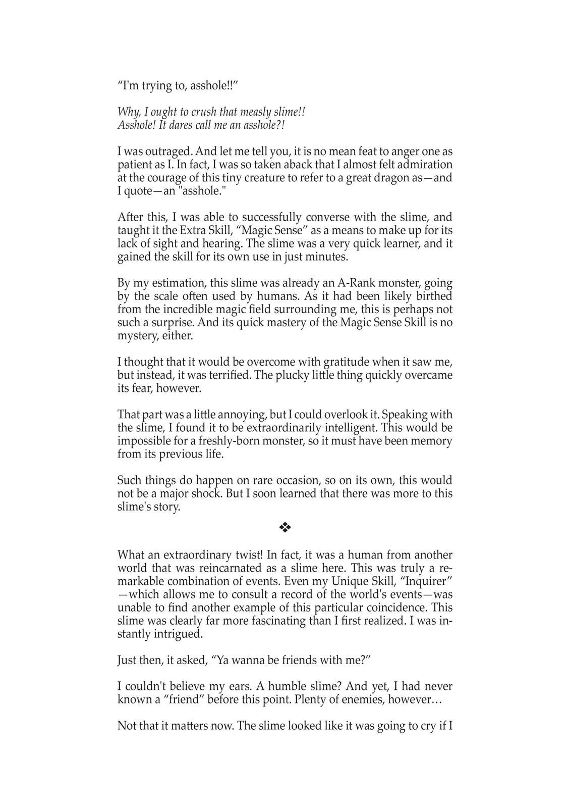 Tensei shitara Slime Datta Ken, Chapter 6.5 image 004