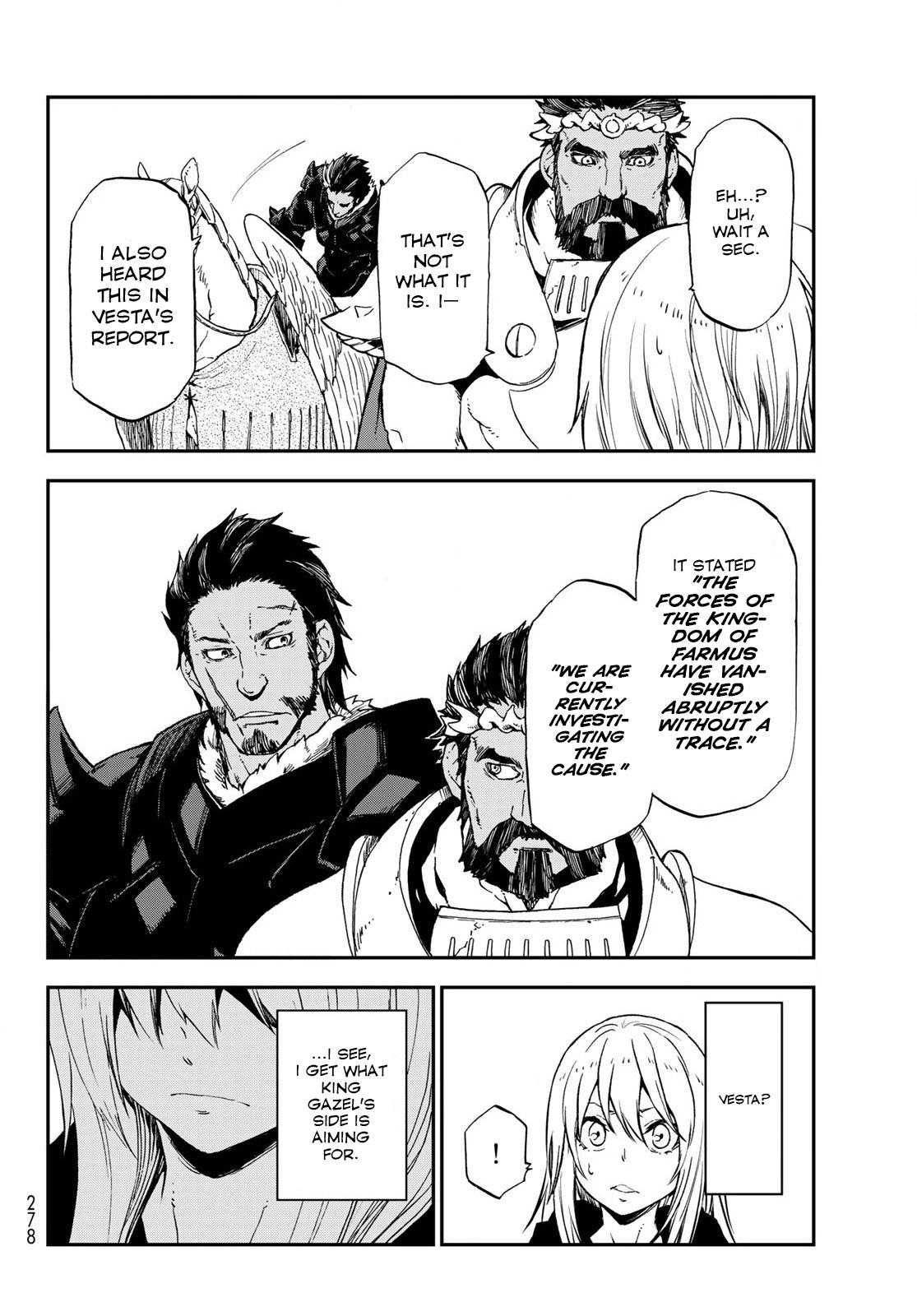 Tensei shitara Slime Datta Ken, Chapter 74 image 010