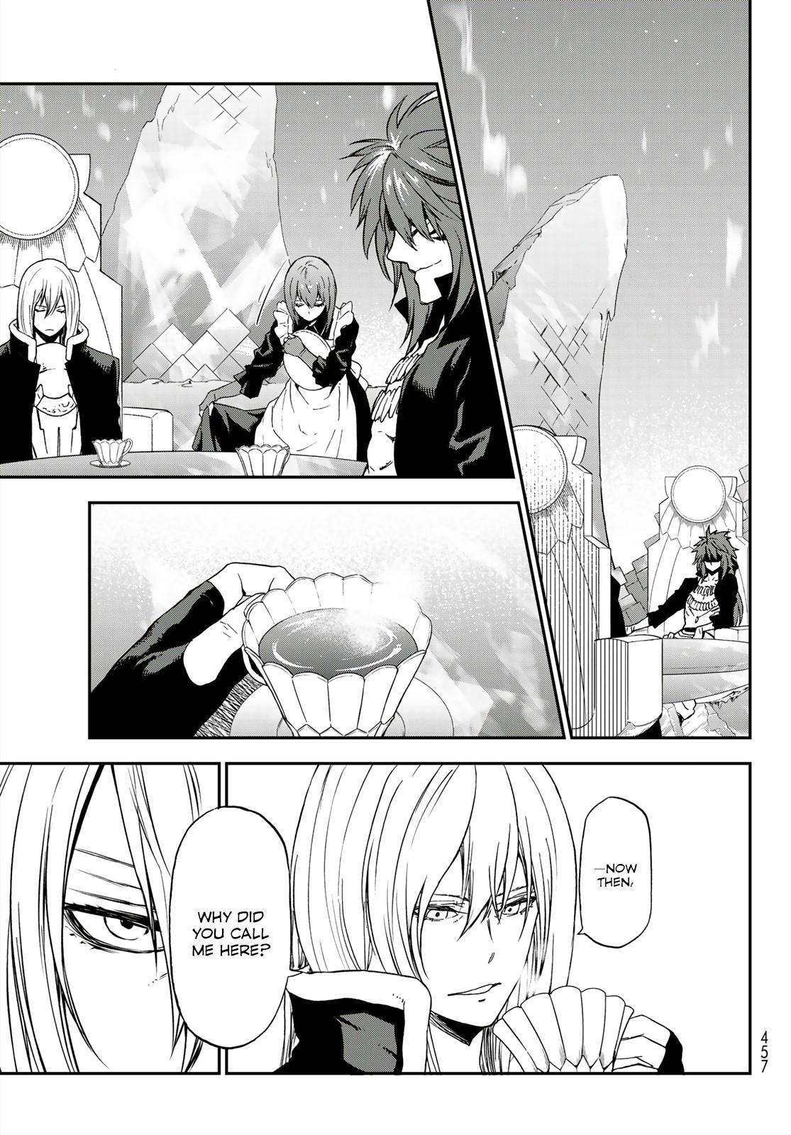 Tensei shitara Slime Datta Ken, Chapter 76 image 019