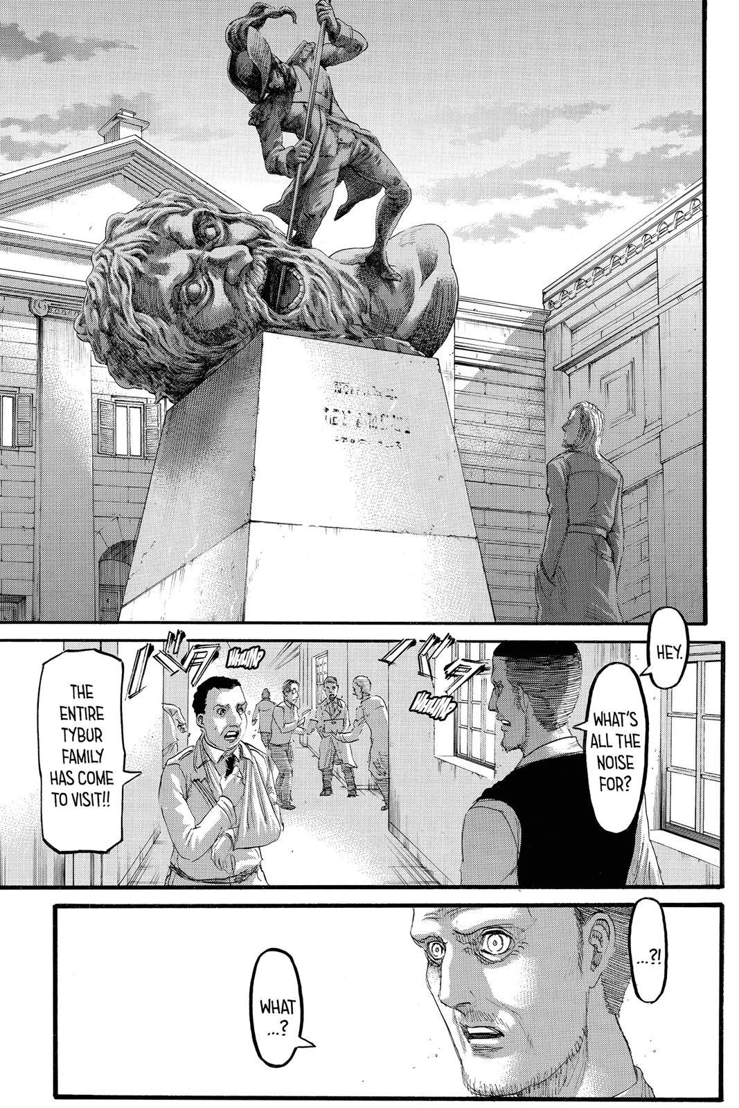 Attack On Titan, Episode 97 image 033