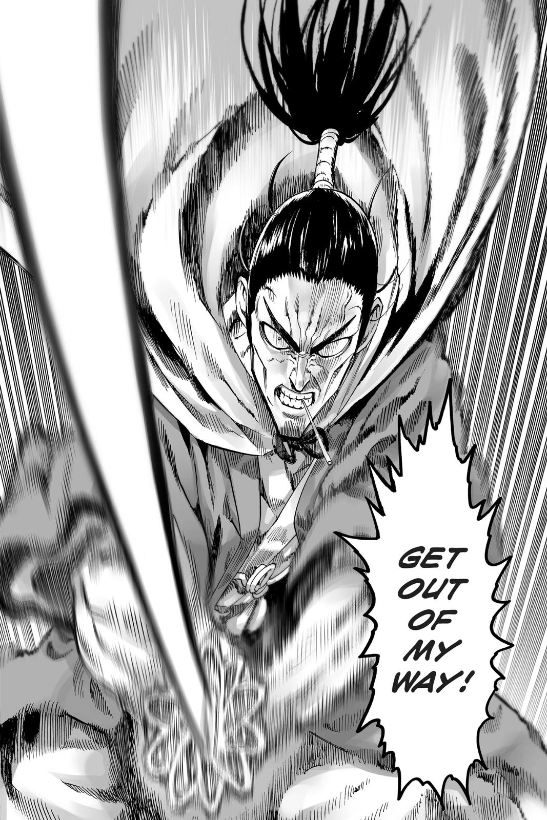 One-Punch Man, Chapter 32 image 031