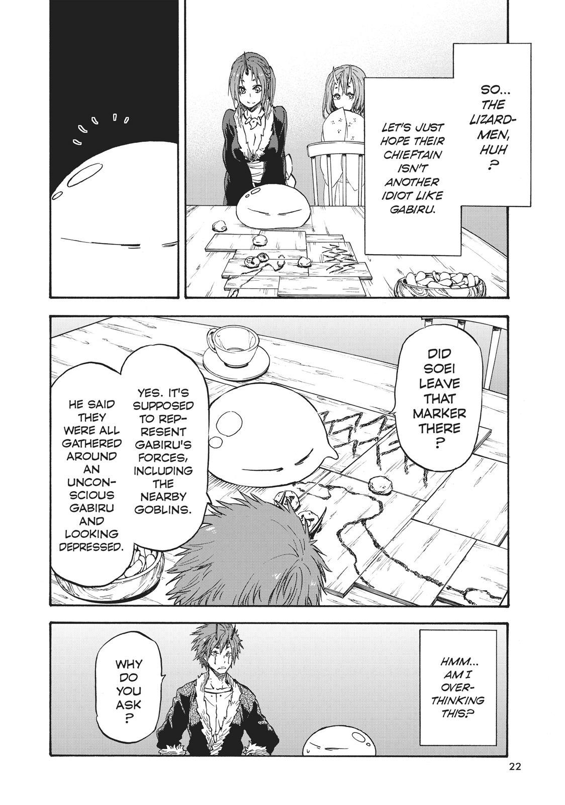 Tensei shitara Slime Datta Ken, Chapter 18 image 022