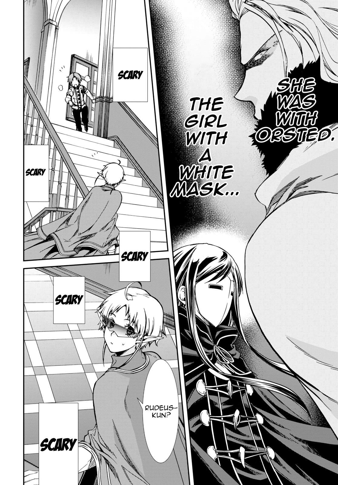 Mushoku Tensei, Chapter 68 image 023