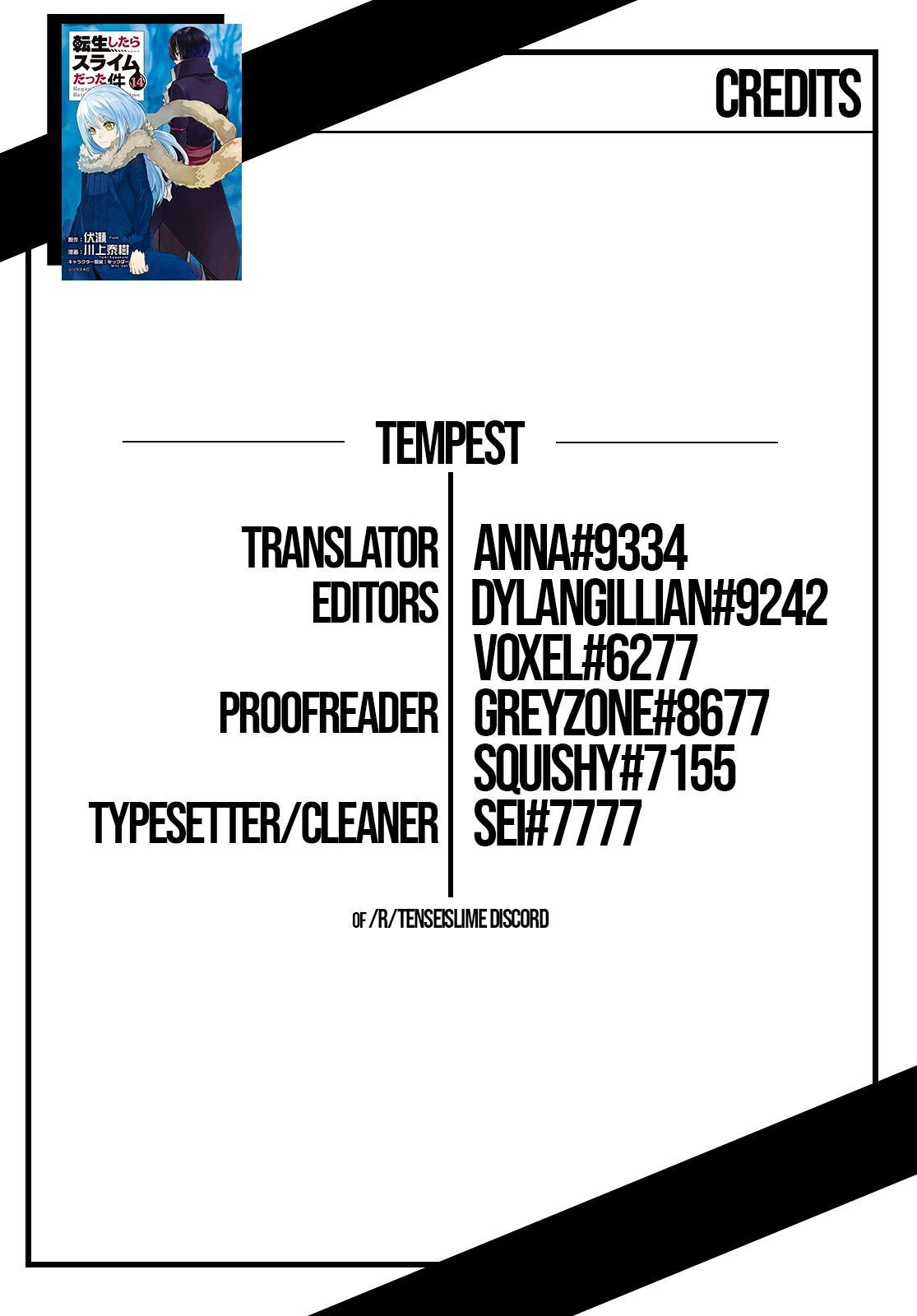 Tensei shitara Slime Datta Ken, Chapter 71 image 038