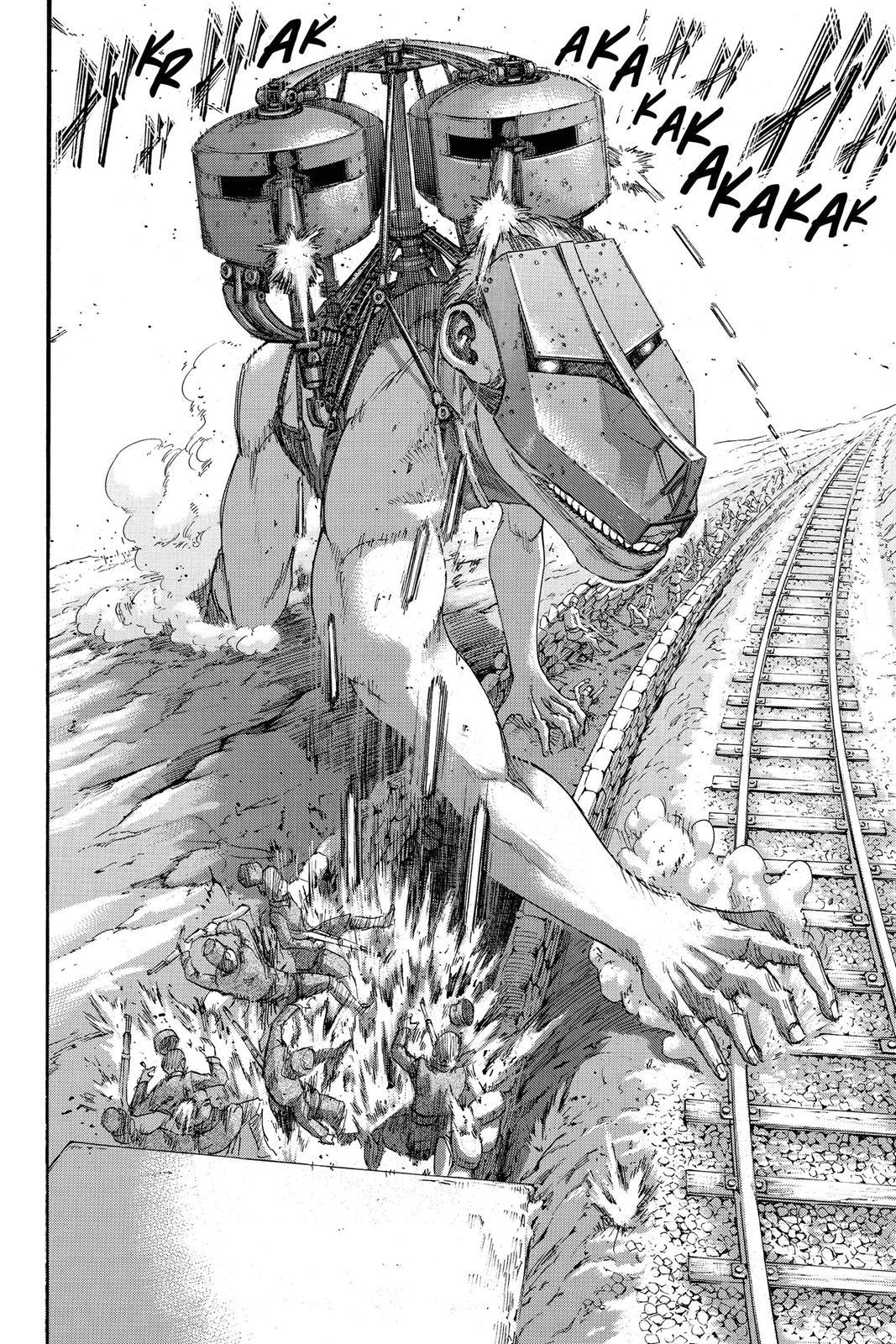 Attack On Titan, Episode 92 image 007